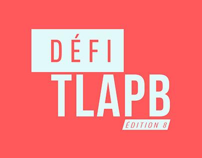 Image de marque - DÉFI TLAPB 2019