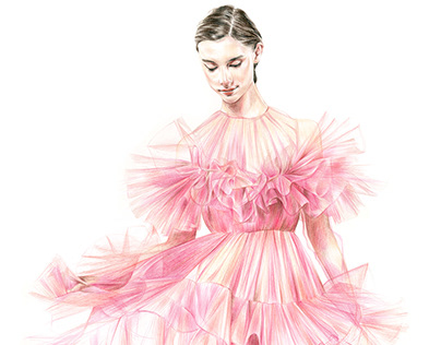 Giambattista Valli couture spring 2019