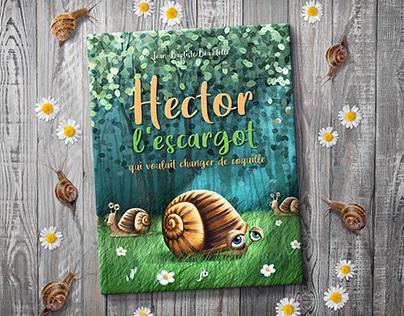 HECTOR L'ESCARGOT - Children's Book