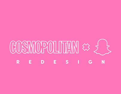 Cosmo Snapchat Redesign