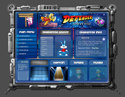 UI designs