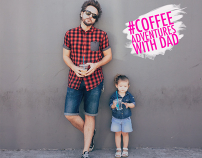 Coffee Adventures with Dad - Video Series