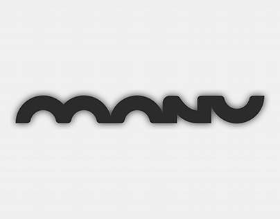 Manu Studio Rebranding Logo