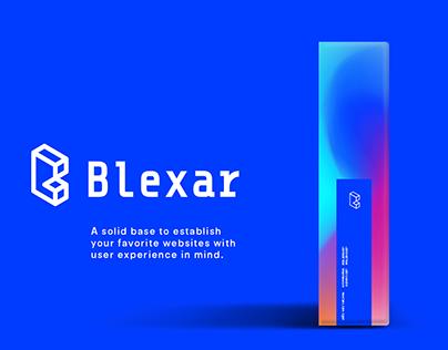 Blexar Design System.