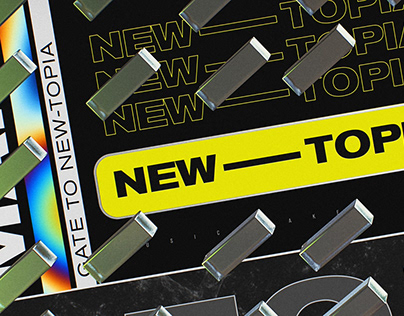 Broadcast Design for '[2020 MAMA] Gate to NEW-TOPIA'