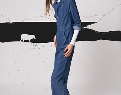 Fashion illustrtion