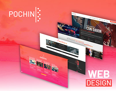 POCHIN | WEB DESIGN • WEB DEVELOPMENT