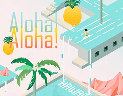 My trip my life - in Hawaii