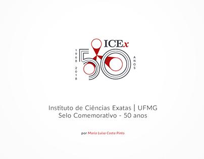 ICEx UFMG - 50 anos