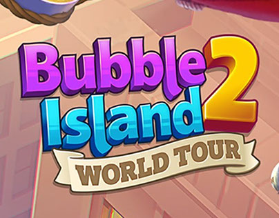 Bubble island 2