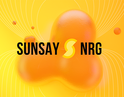 SUNSAY Energy - Branding