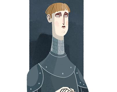 """Medieval Knights"""