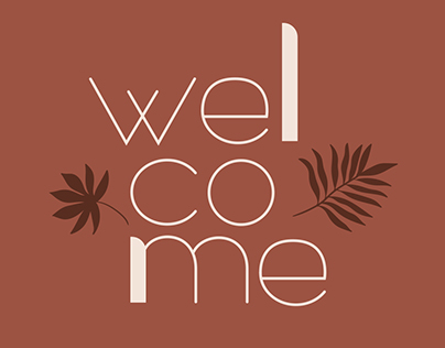 · Welcome · typography