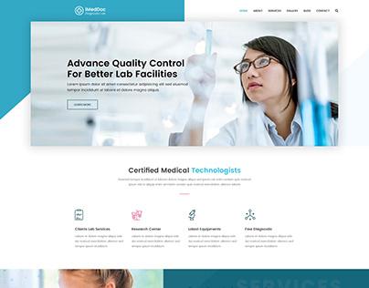 Medical Diagnostic Laboratory and Medical Spa