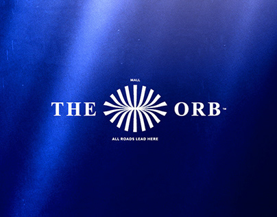 THE ORB™ - Mall Brand Identity