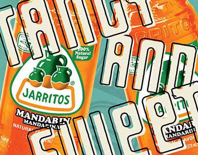 Jarritos 2017 Projects for Branding & Buzzing