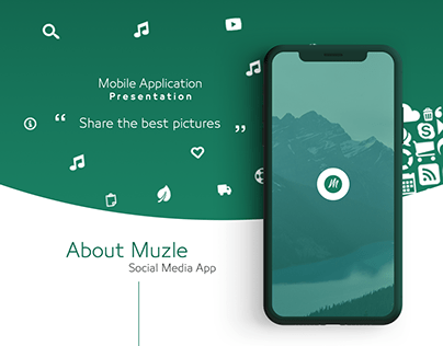 Mobile Application/MUZLE