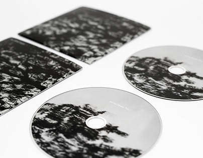 Jeff Hewer Trio / Album design
