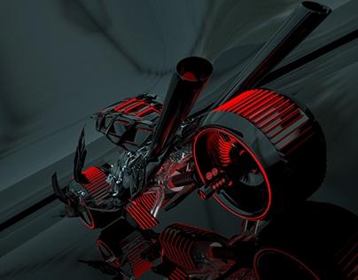 AC motor concept
