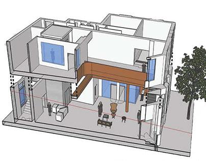 Retail Concept - Skandium