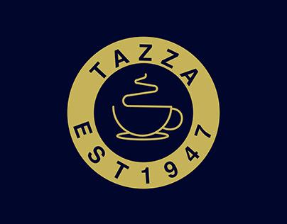 Tazza : Coffee Bar Logo