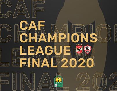 CAF Champions League Final 2020