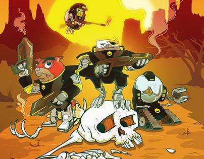 VRV: Pet Death Squad