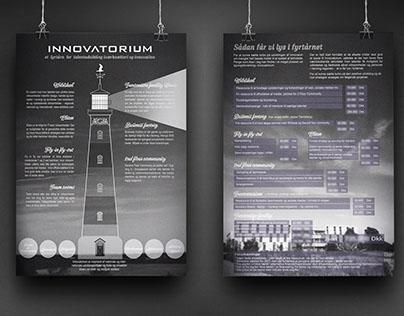 Brochure for A Start-up Hub