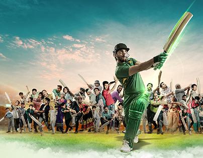 Sooper Cricket World Cup Campaign