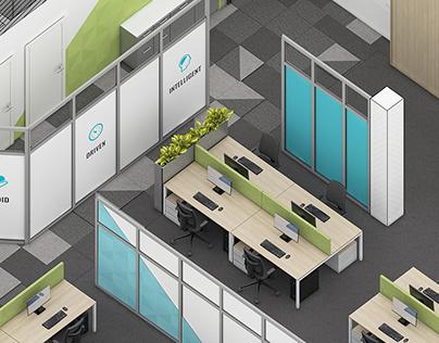 EPAM Working space