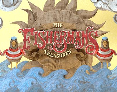 The Fisherman's Treasures - Freedom!