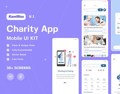 Kita Bisa - Charity UI Kit