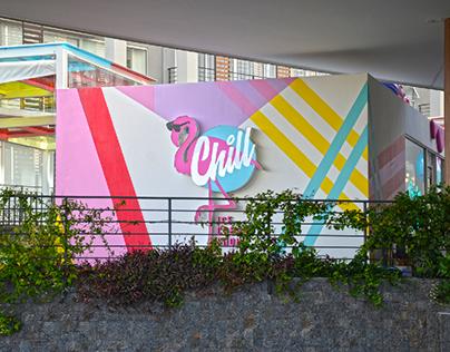 Chill - Ice Cream Shop