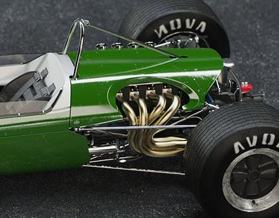 Brabham Car