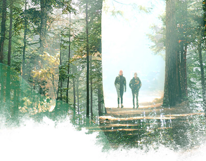Terapie mezi stromy