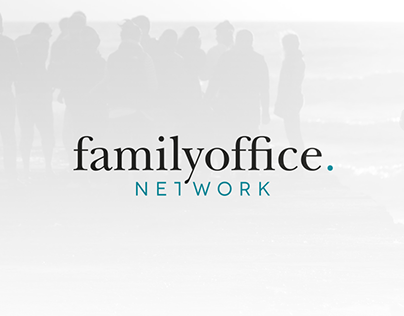 Family Office Network - Brand- & Webdesign