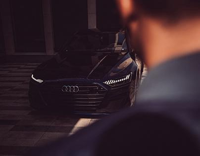 Audi A7 Sportback Lifestyle