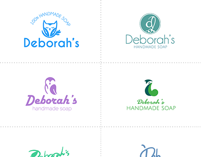 Logo Design for Deborah's
