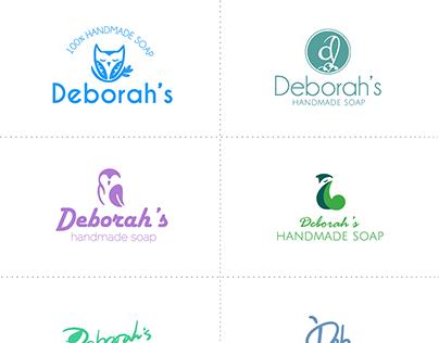 Logo Design for Deborah's