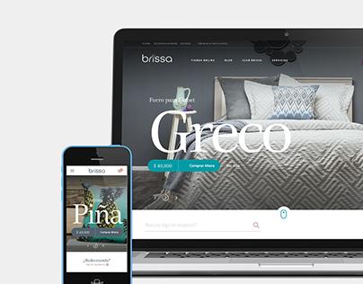 Brissa E-commerce