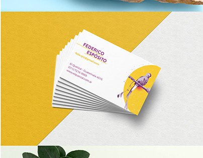 Business Cards / 2020