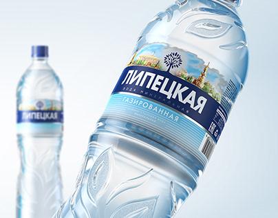 """Water """"Lipetskaya"""""""
