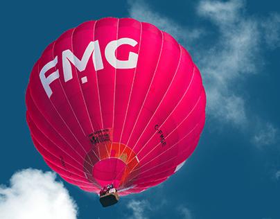 Festival de montgolfières de Gatineau | Branding