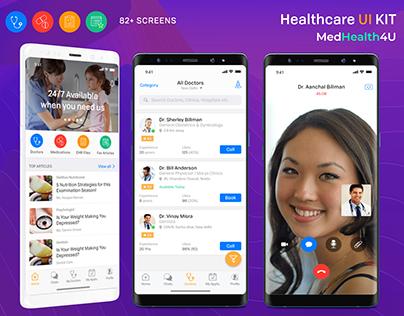 Healthcare Medical App