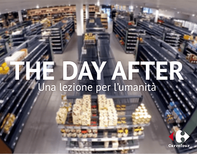 The Day After / Carrefour