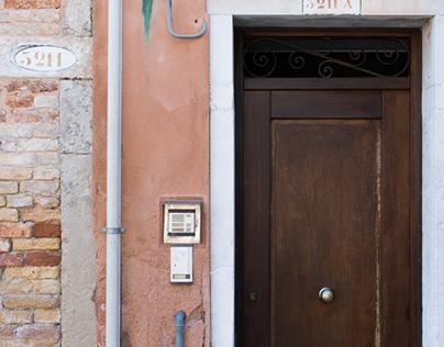 A Venetian Street : Photography