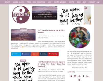 Organic O. :: Official Website