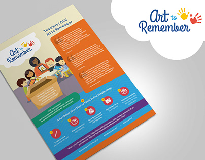 Art to Remember Flyer