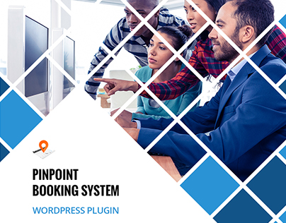 Pinpoint Booking System Banners