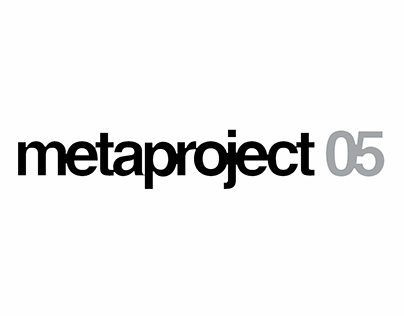 Metaproject 05 - Graduate Assistant